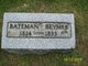 Profile photo:  Bateman Beymer