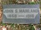 John Sinclair Mainland