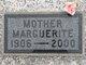 Marguerite <I>Ziegra</I> Keiter
