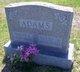 Myrtle Annie <I>Burton</I> Adams