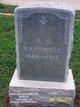 Profile photo:  Henry G. Bardwell