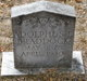Profile photo:  Adolphus Lemuel Braddock