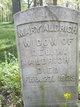 Mary E <I>Wise</I> Aldrich