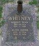 Robert Dean Whitney