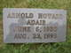 Arnold Howard Adair
