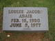 Louise <I>Jacobs</I> Adair
