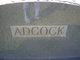 Lucille <I>Aldridge</I> Adcock