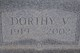 Dorthy Viola <I>Edwards</I> Hawks