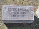 Lottie M. <I>Eanes</I> Wells