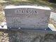 Mary Eleanor <I>Richardson</I> Atkinson