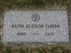 Ruth Elenor <I>Thornton</I> Gavin