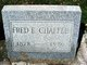 Fred Edmond Chaffee