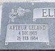 Profile photo:  Arthur Leland Elmer