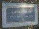 Martha Katherine <I>Carroll</I> Atwood