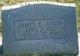 "Profile photo:  James Elmer ""Jay"" Atkin"
