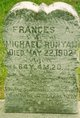 Frances Ann <I>Whiteley</I> Runyan