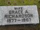Grace A Richardson