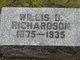 Willis D. Richardson
