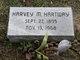 Harvey M Hartway