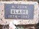 H. John Slade