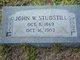 John W Studstill