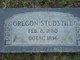 Oregon <I>Dormany</I> Studstill