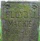 Floyd James Mackie