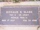 Donald K. Slade