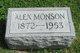 Alexander Monson