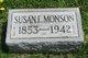 Susan Emily <I>Monson</I> Monson