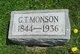 George Thomas Monson