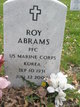 Roy Abrams, Jr