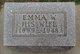 Emma W Adolph