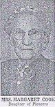 Margaret V. <I>Richardson</I> Cook