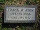 Frank William Aton