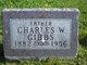 Charles Webster Gibbs