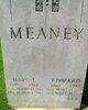 Profile photo:  Agnes C Meaney