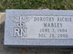 Dorothy Mabley
