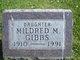 Mildred Gibbs
