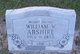 William W Abshire