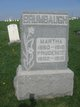 Profile photo:  Martha Mary <I>Brumbaugh</I> Beach