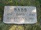 David Babb