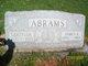 Gertrude <I>Bateman</I> Abrams