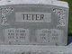 "George Franklin ""Frank"" Teter"