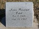 James Randolph Eslick