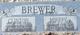 Minerva Jane <I>Arnold</I> Brewer