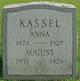 August Ernest Kassel