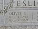 Oliver Eslick