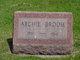 """Archibald """"Archie"""" Brodie"""