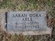 Sarah Dora Able